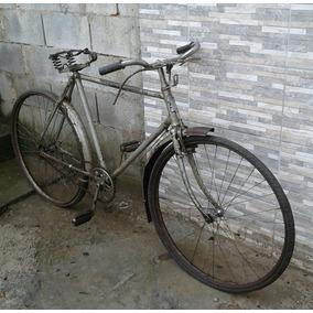 Bicicleta Antiga Bsa Coroa Guidão Hércules Philips Peugeot