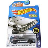 Hotwheels Delorean Time Machine Hover Mode 2015 1:64