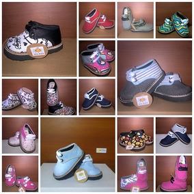 Zapatillas-,calzado Infantil. Lote X 25 Pares