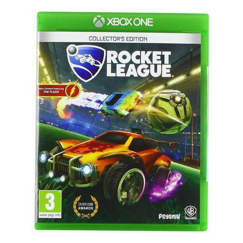 Rocket League  Collector's Edition Psyonix Xbox One  Físico