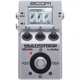 Pedal Multistomp Zoom Ms50g