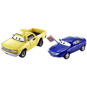 Disney / Pixar Cars Christina Wheeland & Jay W. Vehículo Fun
