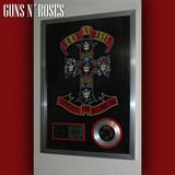Cuadro Guns N´ Roses Appetite For Destruction Cd Est Platino