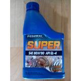 Aceite Lubricante De Caja Mecánica De Cambios 80w/90