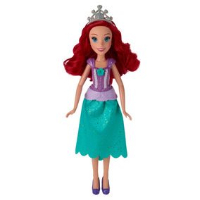 Boneca Disney Princess Princesa Ariel - Hasbro Original