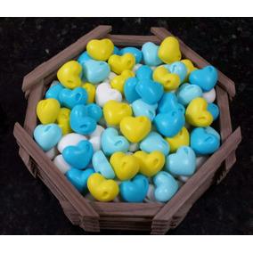 400 Mini Sabonetes Coração - Lembrancinhas - Sabonetinhos
