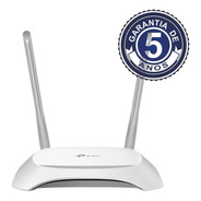 Roteador Tp-link 2 Antenas Wireless 300mbps - Tl-wr840n W