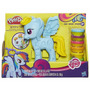 Masa Play Doh Little Pony Rainbow Dash - Jugueteria Aplausos