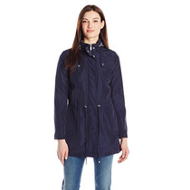Gabardina Kenneth Cole Impermeable Trench Coat Abrigo L