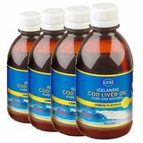 Aceite De Higado De Bacalao 1200 Ml Lysi Cod Liver Oil Promo