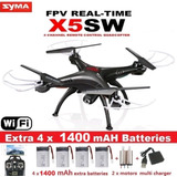 Drone Cuadricóptero Syma X5sw Fpv- Tecno-shop O.c.