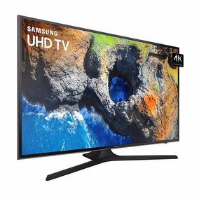 Tv Samsung Smart Plana 4k 55 Un55mu6100gxzd