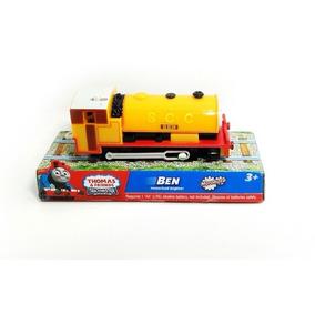 Thomas E Seus Amigos - Ben - Motorizada Trackmaster