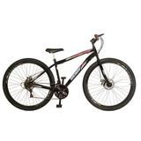 Bicicleta Aro 29 Shimano Disco 21v Ello Wendy