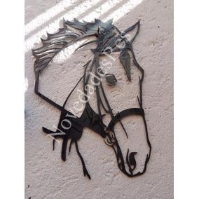 Decoracion De Caballo De Fierro Arte Mexicano Charro