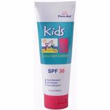 Protector Solar Spf-30 Locion Para Niños