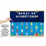 Painel Mural De Alfabetização - Carlu