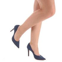 Sapato Scarpin Feminino Lara - Jeans