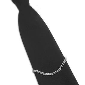 P16 Collar Barra Clásica Para Corbata - Ajustable En Botón