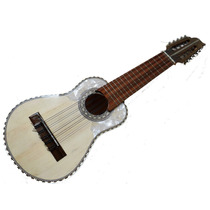 Charango Electroacustico Profesional ,madera 1 Pieza Luthier