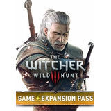 The Witcher 3 Wild Hunt Game Game Year Goty Steam Gift Juego