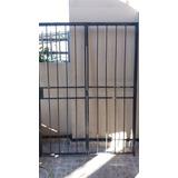 Puerta Reja 150x200 Somos Fabricantes!!!
