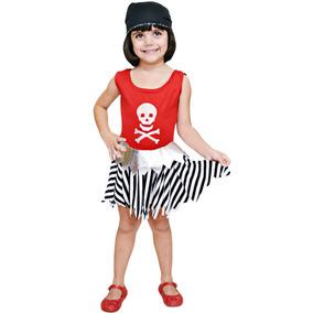 Fantasia Pirata Wynne Infantil