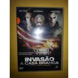 Filme Invasão A Casa Branca Dvd Original Gerald Butler