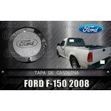 Cobertor Cromado De Tapa De Gasolina Ford F-150