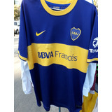 Camiseta Boca Juniors Sanchez Miño
