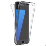 Forro Protector Anti Golpe Silicon Samsung Galaxy S7 Edge