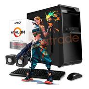 Pc Gamer Escritorio Cpu Amd Computadora Nueva Armada Ssd