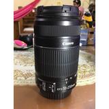 Lente Canon 55-250mm Is Ll Envío Incluido