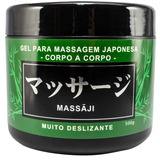 Massaji Gel Massagem Nuru Deslizante 500g Hot Flowers Hc516