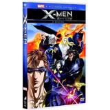 Marvel Anime - X-men - A Série Completa - 2 Dvds Lacrado!!!