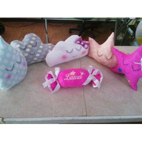 Cojines En Forma De Caramelo Para Bebes Personalizados