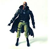 Boneco Action Figure Nick Fury 16 Cm Vingadores Marvel