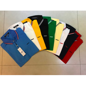 Camiseta Gola Polo Colcci Masculina Pronto Etg