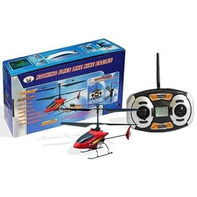 Solo 210a Rc 4 Canais - Mini-helicóptero Elétrico Coaxial Ne