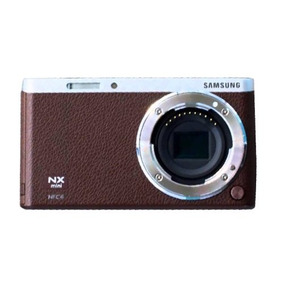Samsung Nx Mini Mirrorless C¿mera Digital (brown Somente Co
