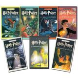 Coleccion Completa Harry Potter Tapa Dura Original / Diverti