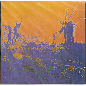 Cd Pink Floyd - Music From The Film More - Novo***
