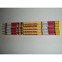 50 Lápis Preto Hb Nº2 Personalizado Com Rótulos Adesivo