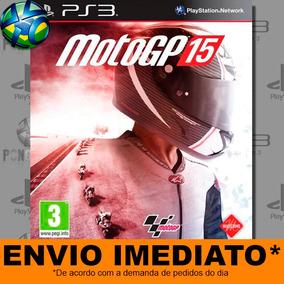 Moto Gp 15 Ps3 Código Psn Promoção