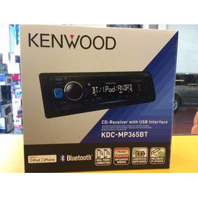 Kenwood Kdc-mp365bt Mejor Que Pioneer Deh-x 3900 4900