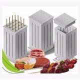 Gabarito Corte P/ Fazer Espetinhos Carne Churrasco 16 Unid