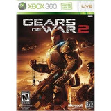 Gears Of War 2 - Xbox 360 Juego Fisico
