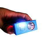 Cargador Bateria Externo + Linterna + Electro Shock 5000