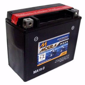 Bateria Moura Ma18-d Harley-davidson Softail Dyna Sportster