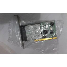 Tarjeta Fax Modem Conexant Rd01 D270